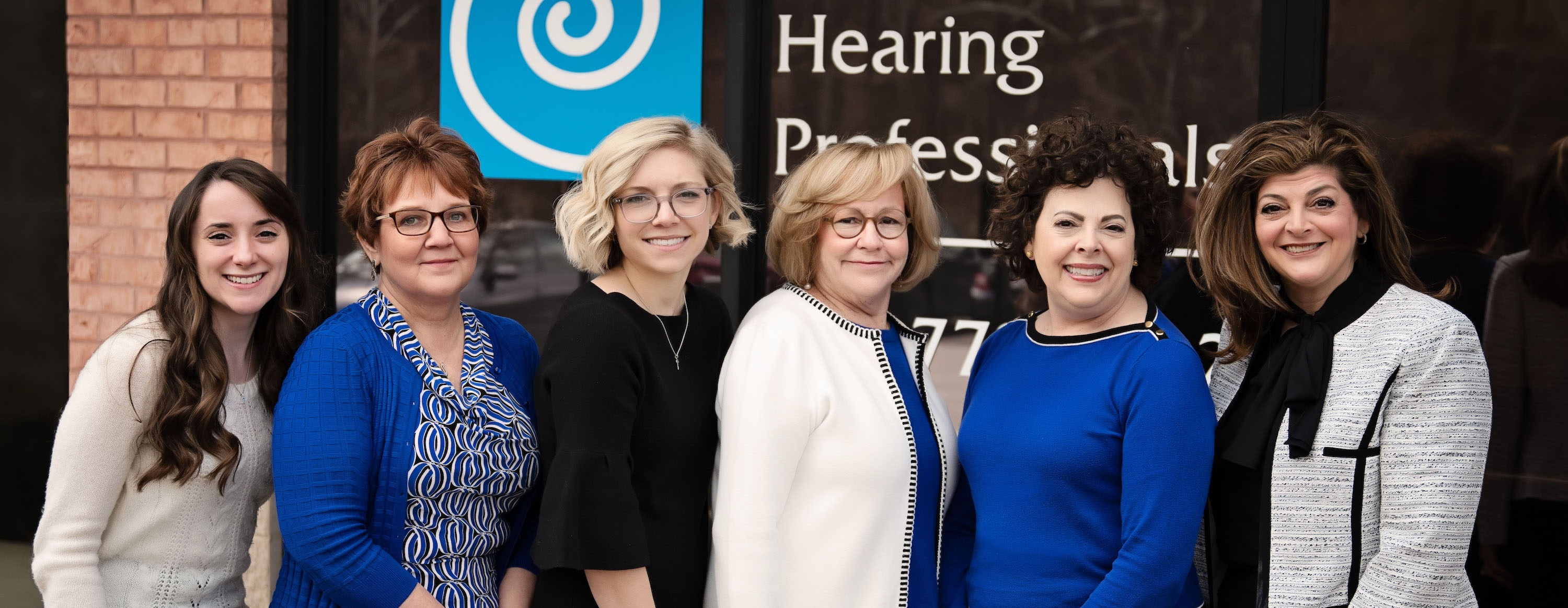 Associated Hearing Professionals Team Photo